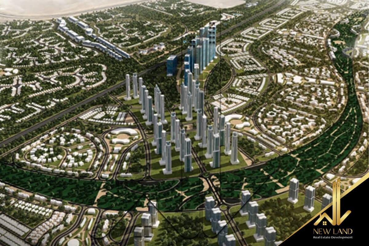 مدينة الشيخ زايد الجديدة New Land